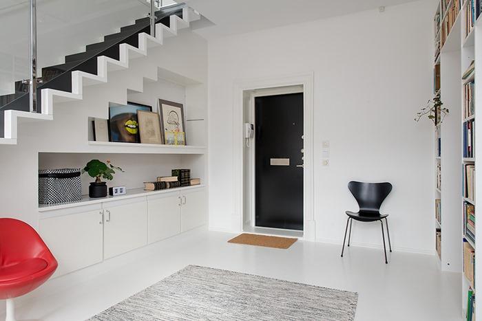 Чудесный дуплекс для идеального образа жизни в Гетеборге, Швеция