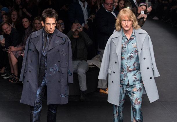 Мужская коллекция Valentino зима 2016
