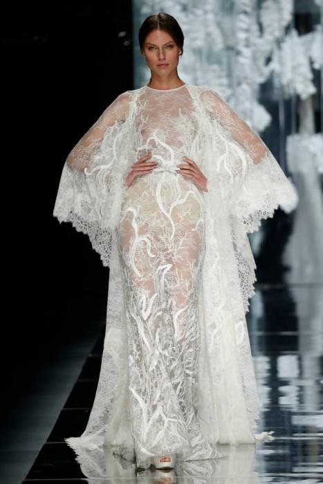 Коллекция свадебных платьев YOLANCRIS 2016