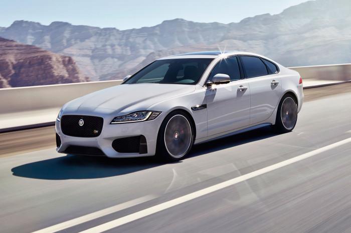 Авто премьера 2016   Jaguar XF 2016