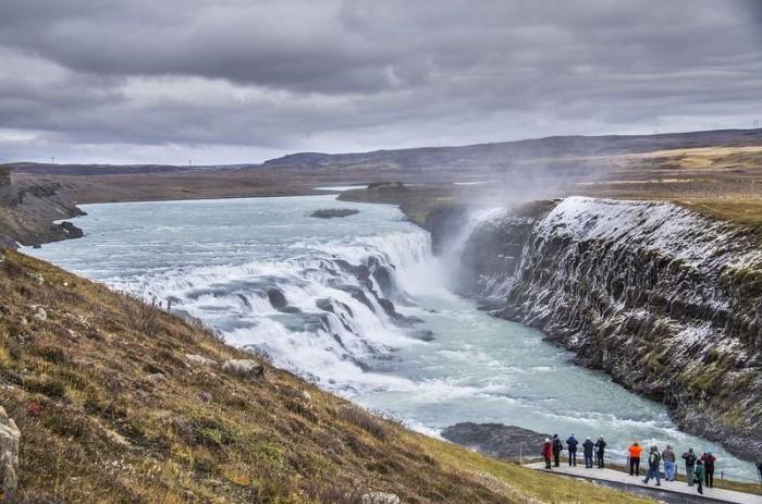 Исландия – страна водопадов