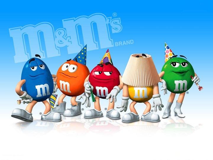 M&M's – 70 лет со дня основания — фото и картинки на DayEvents