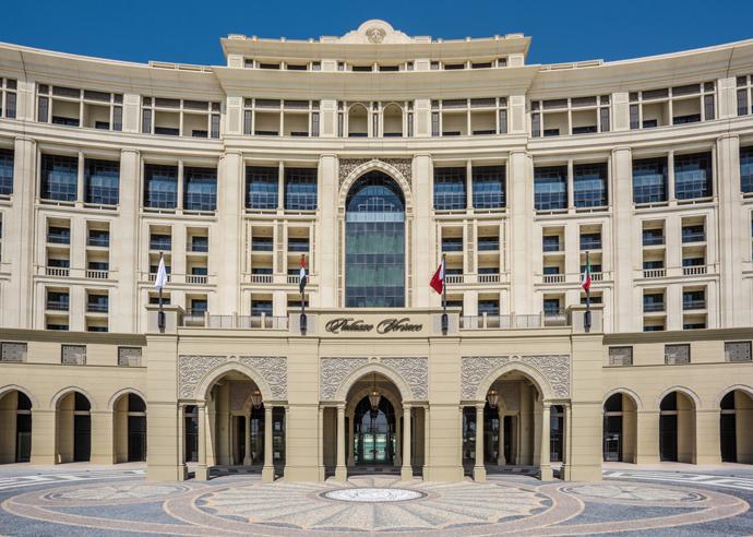Palazzo Versace: самый роскошный отель Дубая