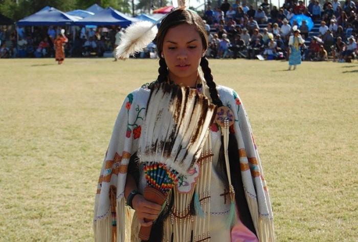 Индейцы: племя зуни