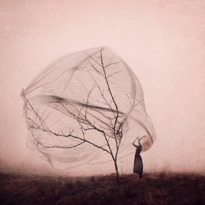 Автопортреты эстонки Килли Спарре