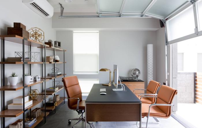 Домашний офис   4 варианта оформления