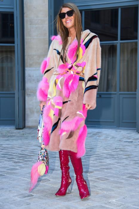 Лучшие образы гостей Недели моды в Париже