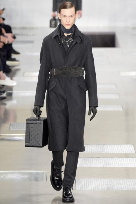 Louis Vuitton: мужская линия осень зима 2016/2017