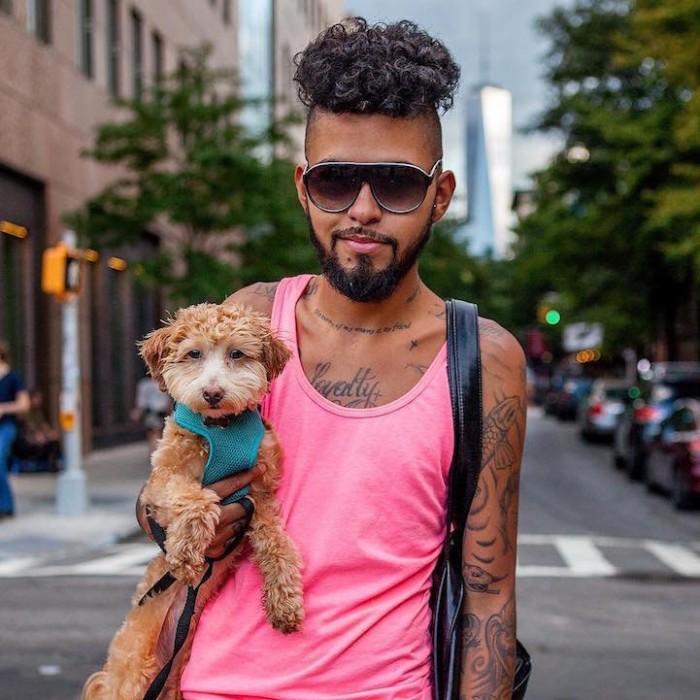 «Человек+собака»   интересный фотопроект