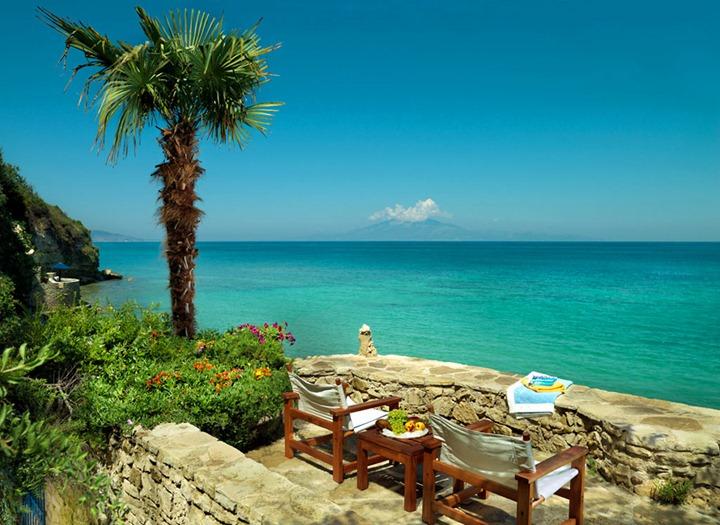 Роскошный отель Porto Zante Villas & Spa