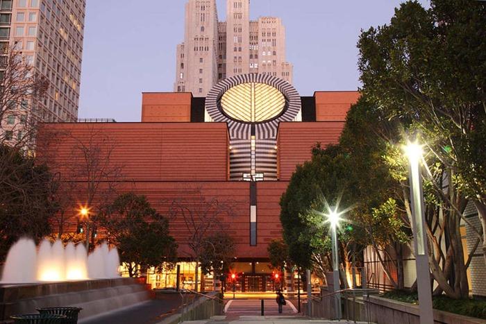 Музей современного искусства в Сан Франциско
