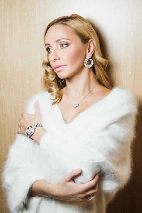 Спортсменка Татьяна Навка стала посланницей ювелирного бренда