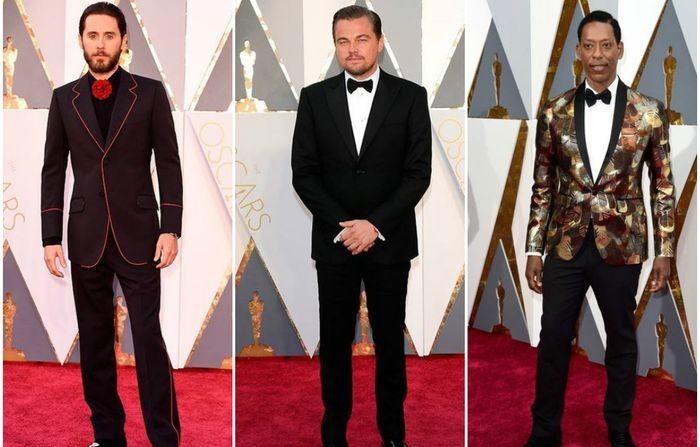 Самые лучшие мужские образы премии «Оскар 2016»