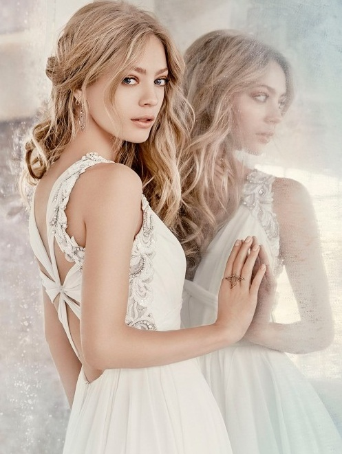 Свадебные платья Hayley Paige весна лето 2016
