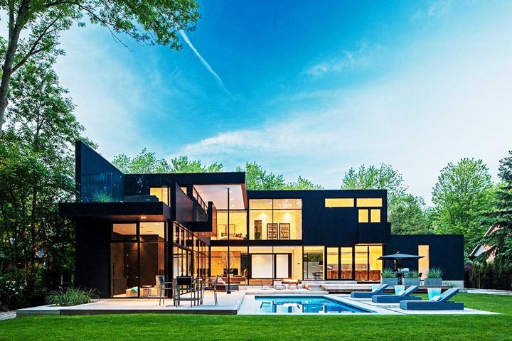 Роскошный особняк в Канаде за 5,280,000 долларов