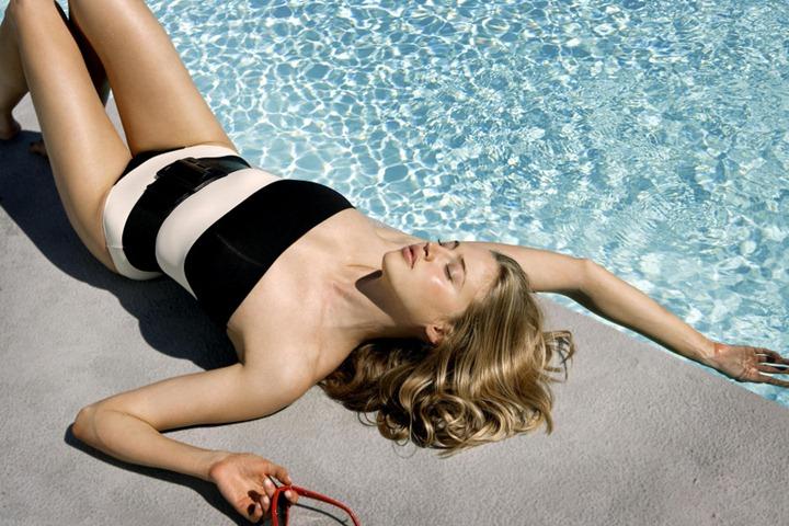 Фотосессия канадской модели Estella Warren