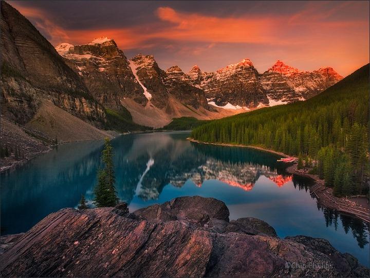 Завораживающие пейзажи Chip Phillips