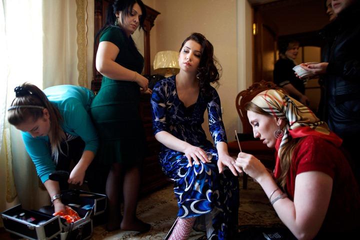 Чеченские девушки