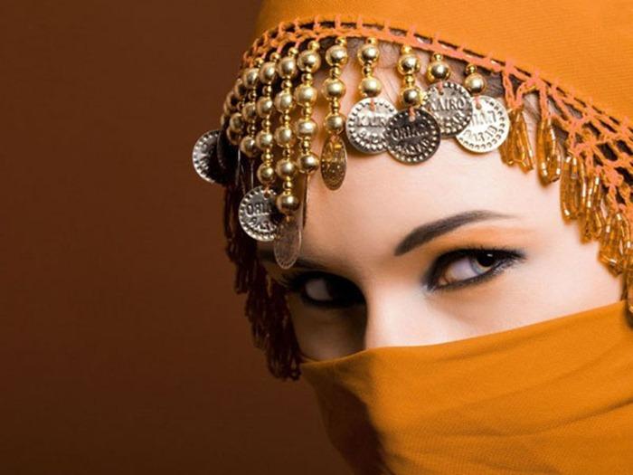 Ослепительные и великолепные женские фотографии