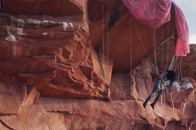 Кэти Перри презентовала клип на песню Rise