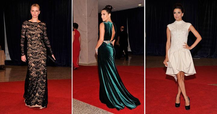 Голливудские звезды на приеме в Белом Доме