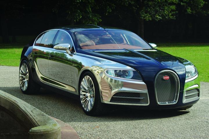 Bugatti 16C Galibier скоро увидит свет