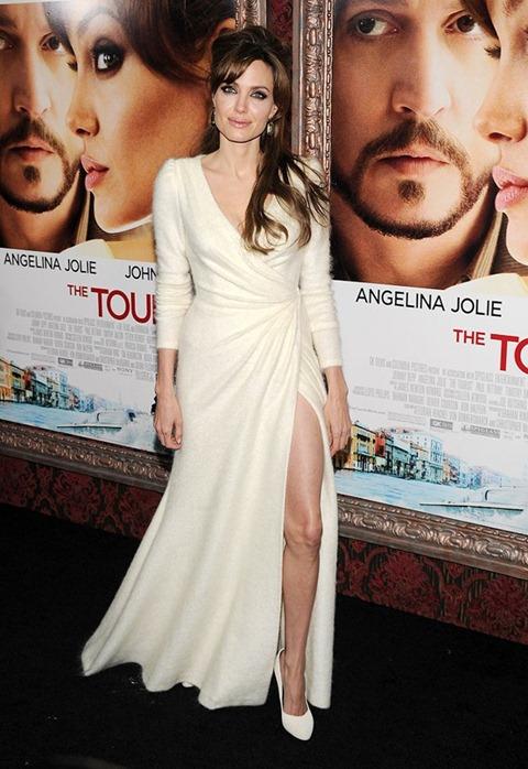 Стиль знаменитостей: Анджелина Джоли