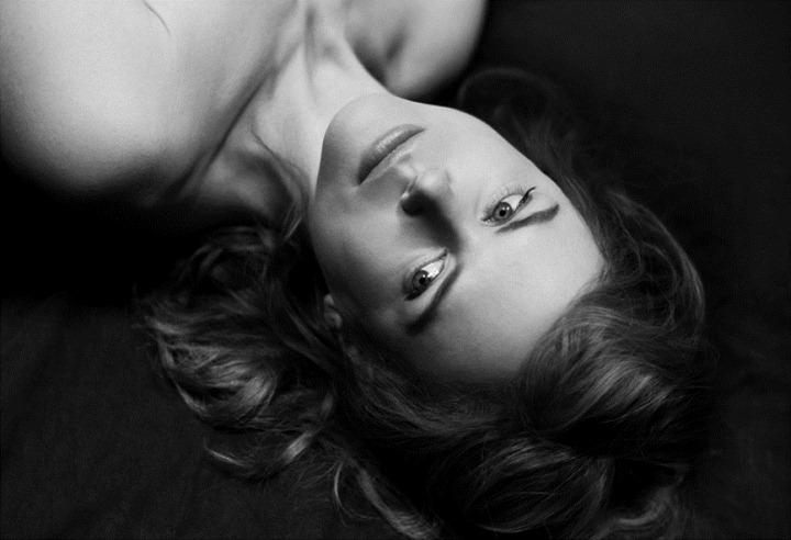 Женские портреты от Бриджитт Лакомб