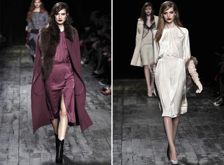 Неделя моды в Париже: Nina Ricci осень зима 2012/2013