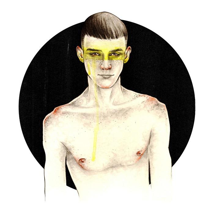 Акварельные иллюстрации от Данило Аугусто