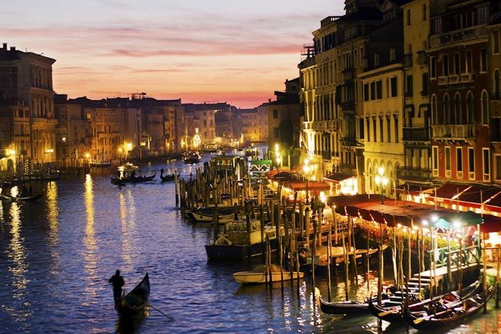 Завораживающие пейзажи Francesco Riccardo Iacomino
