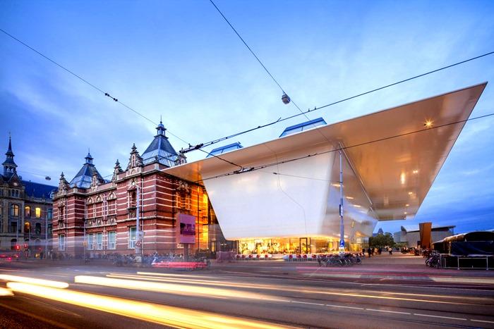 Музей Стеделек, Амстердам