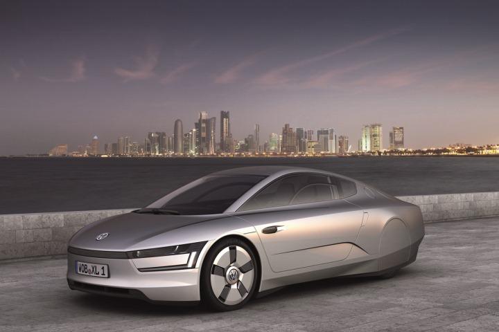 Volkswagen начнет разворачивать спектр гибридных автомобилей в 2013 году