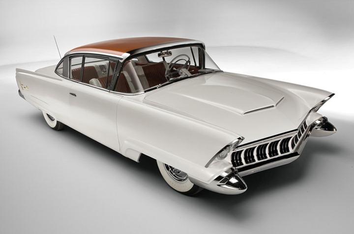 Восставший из ада: Mercury XM 800 Concept 1954