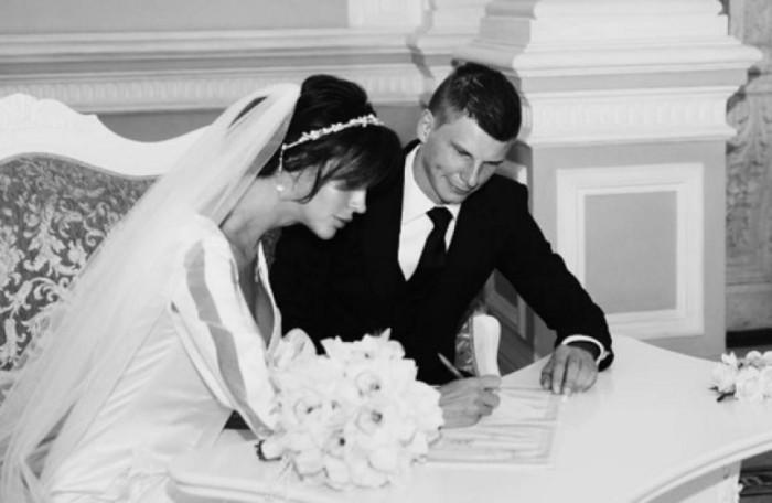 Свадьба Аршавина