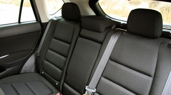 Новый компактный внедорожник Mazda CX 5 2013
