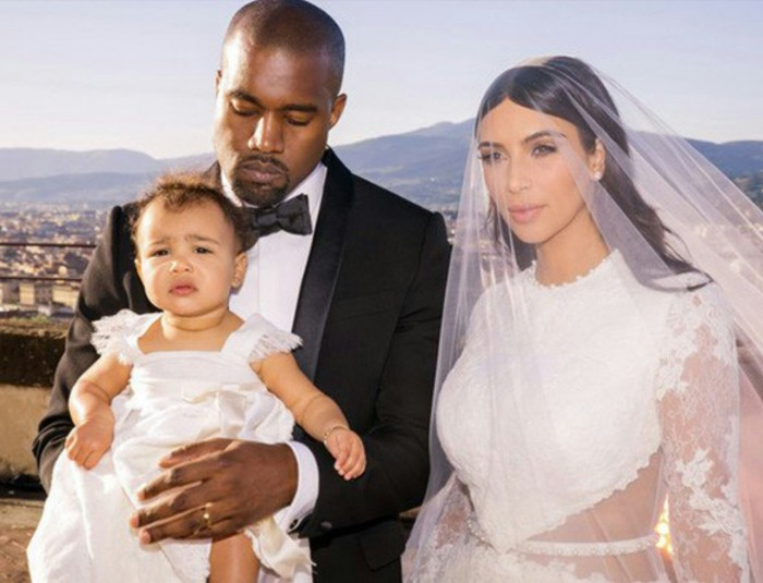 Свадьба Ким Кардашьян и Канье Уэст – как это было?