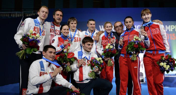Олимпийские игры завершились!