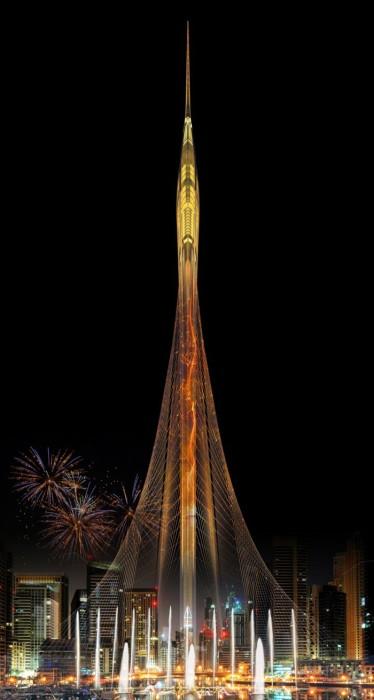 Самая высокая башня в мире