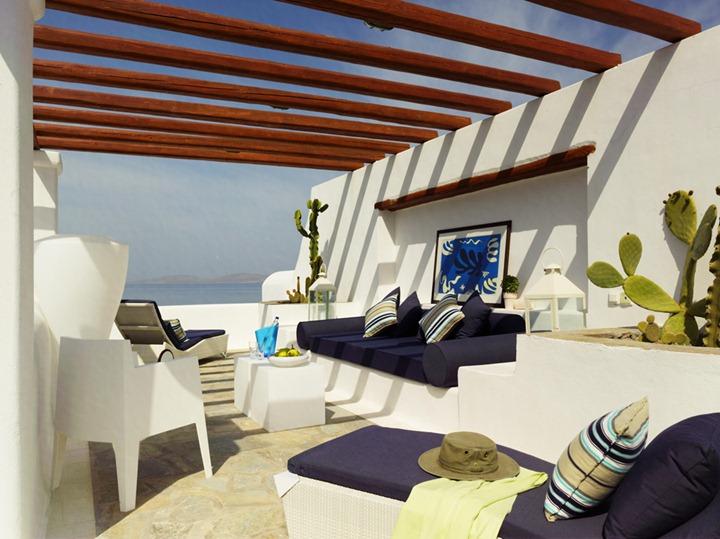 Mykonos Grand   отдых в Греции