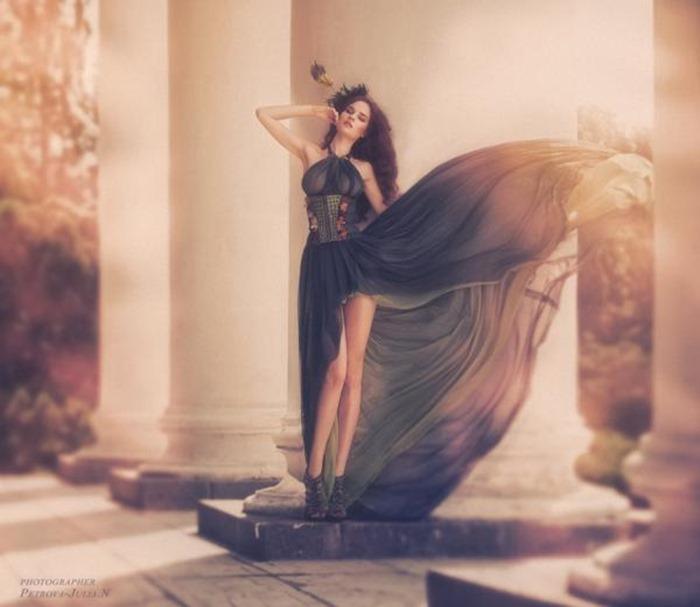 Нежный фотопроект от Юлии Петровой