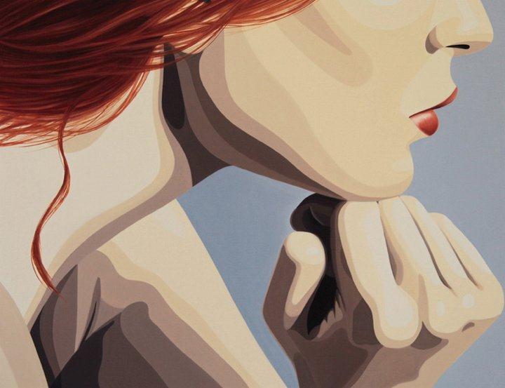 Таинственность и женственность в иллюстрациях Duma