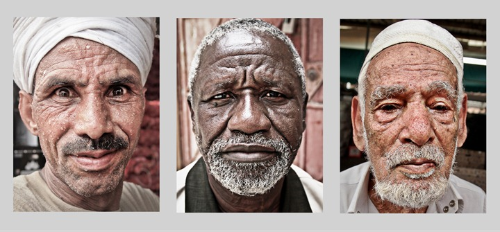 Портреты людей Omar Reda