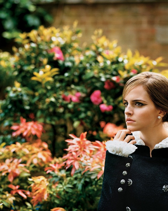 Эмма Уотсон в T Magazine