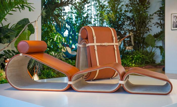 Louis Vuitton: оазис для отдыха