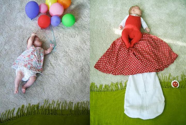 Креативный проект молодой мамы Adele Enersen