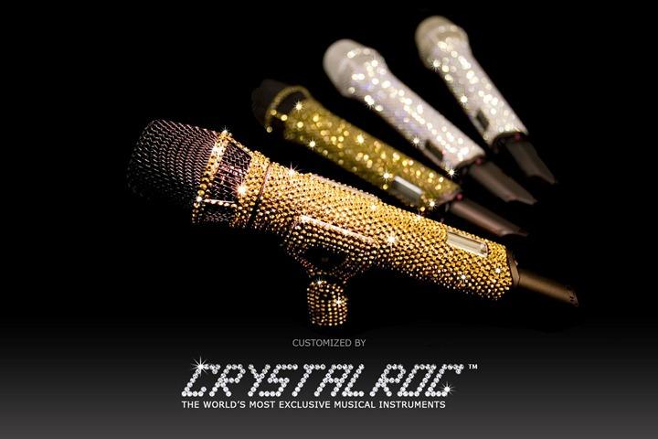 Роскошь от CrystalRoc