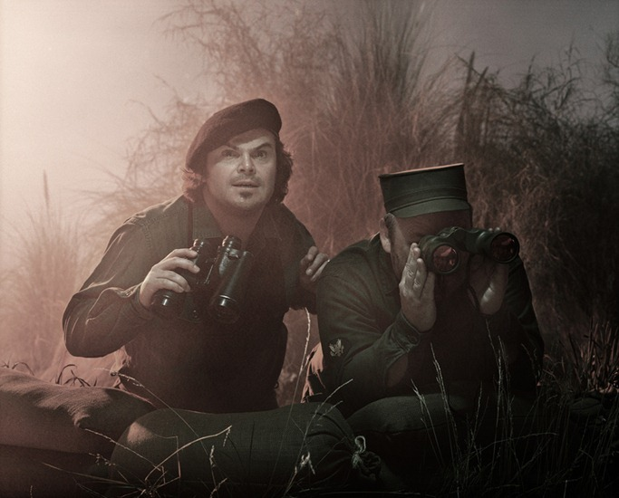 Портреты знаменитостей от фотографа Patrick Hoelck