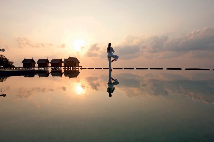 Отель Сonstance Moofushi Resort на Мальдивах