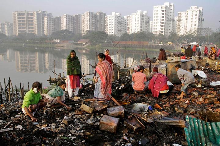 Один миллиард жителей трущоб